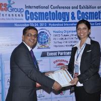 Dr.Gaurang  at  Cosmetology as a Chair & Speaker